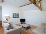 Clayhanger Lodge Living Area