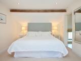 Clayhanger Lodge Superking Upstairs Bedroom