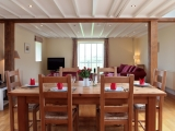 The Grain Store Dining Area