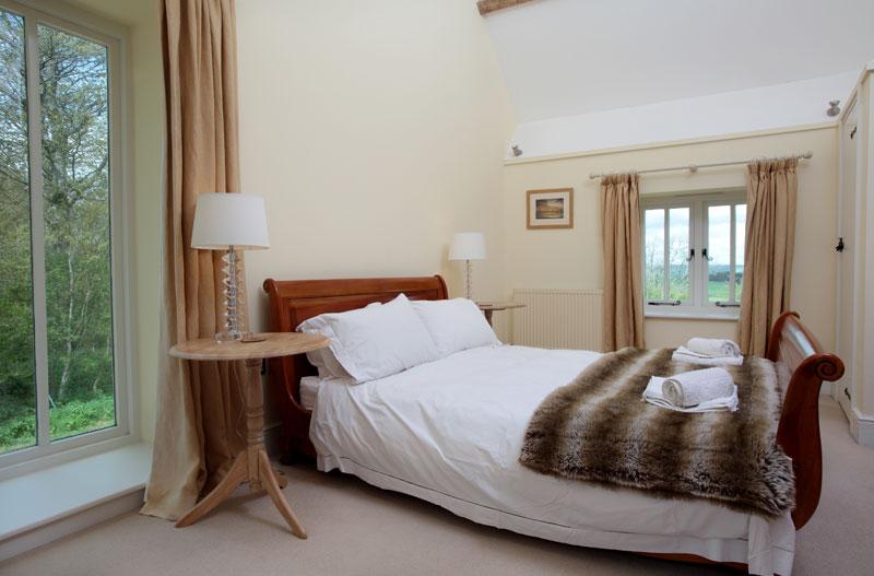 The Stables Upstars Kingsized Ensuite Bedroom
