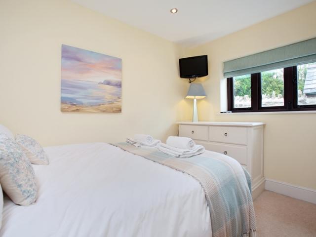 East View Barn Double Bedroom