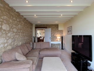 The Stables Living Area One