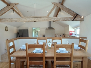Clayhanger Lodge Dining