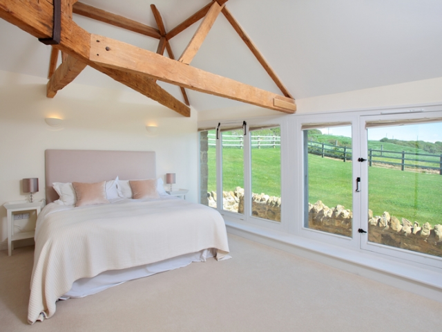 Clayhanger Lodge Master Bedroom