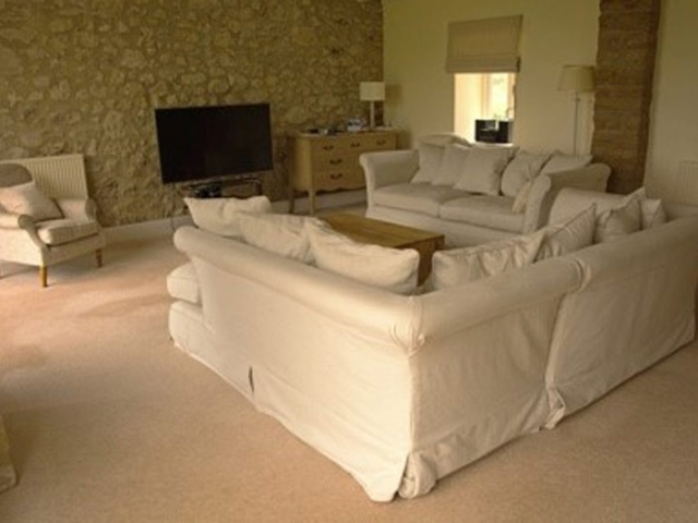 The Stables Living Area